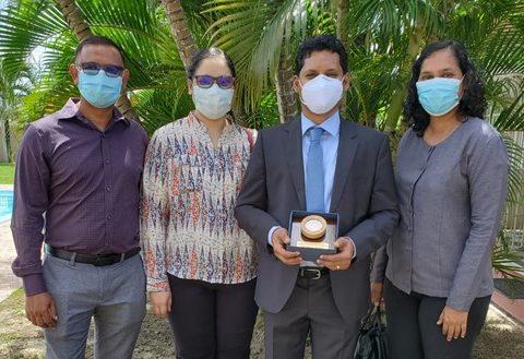 Shyam Nokta and EMC's Core Team